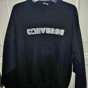 Vintage 1990's CONVERSE Print Sweatshirt XL